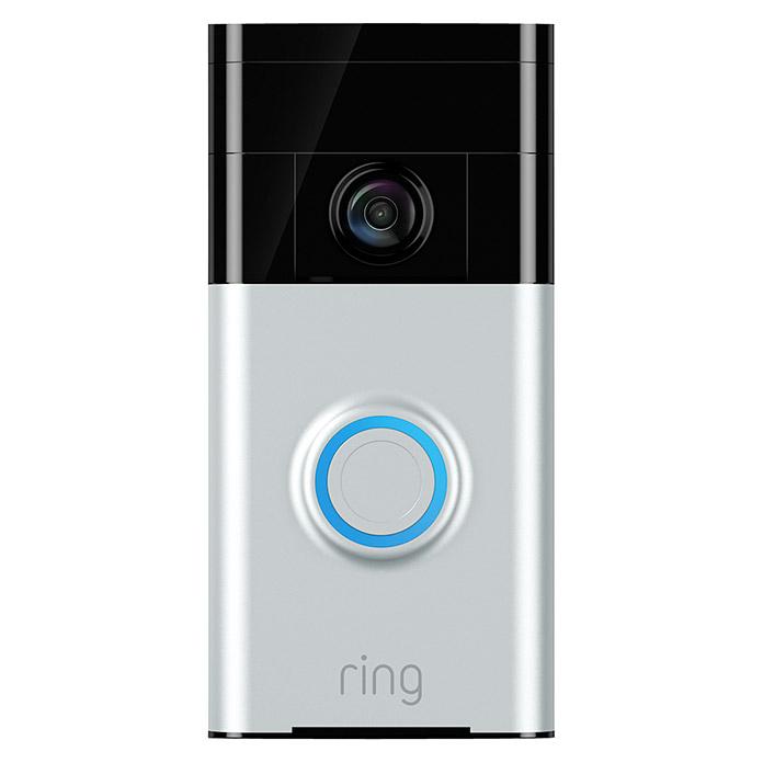 [Bauhaus] Ring Türklingel mit Kamera Video Doorbell