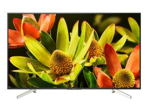 """Sony KD-60XF8305: 60"""" Ultra HD 4K LED Fernseher (Android TV, 100Hz, HDR10)  [Abholung bei Cyberport]"""
