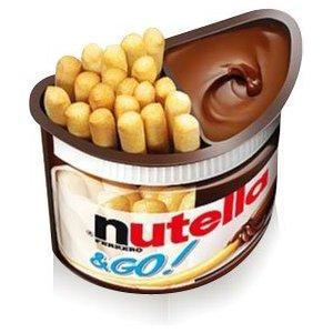 [Offline] Nutella & Go für 33 ct bei Jawoll Sonderposten-Märkte