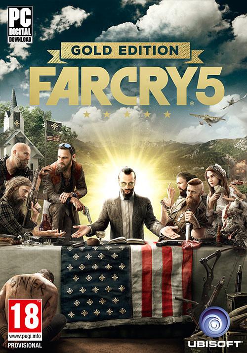 Far Cry 5 - Gold Edition (Uplay) für 39,99€ & Far Cry 5 für 26,99€ (Gamesplanet)