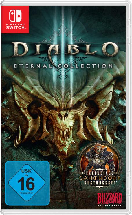 Diablo 3: Eternal Collection Switch (Nintendo eShop - digitale Version)