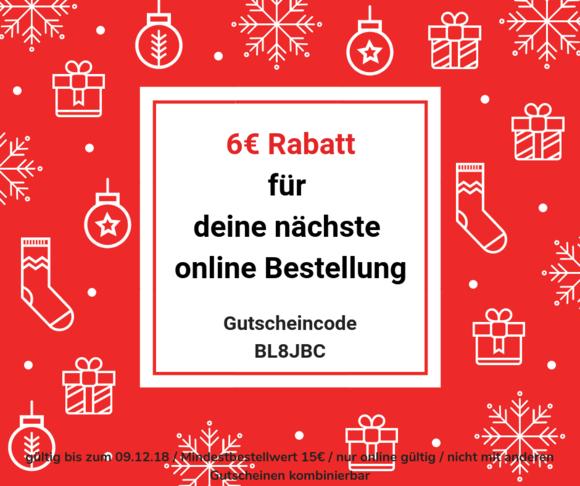 [lokal Lübeck] Burgerfactory - 6 € Rabatt ab 15 € Bestellwert