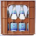 [lokal] Mineralwasser in Glasflaschen bei Real für 0,89 Euro je Kiste
