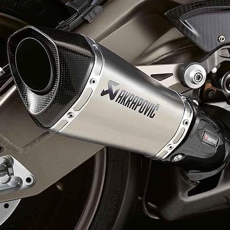 Akrapovič Sportschalldämpfer für BMW S 1000 R/RR