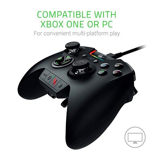 [Amazon.es] Razer Wolverine Ultimate - Anpassbarer Xbox One Controller (Gaming Controller, Ergonomisches Layout, Anpassbare Tasten)