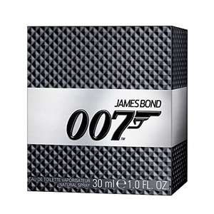 [Deal #5000 -> Amazon] James Bond 007 Herren Parfüm – Eau de Toilette Spray I – Unwiderstehlich-frischer Herrenduft – 1er pack (1 x 30ml)