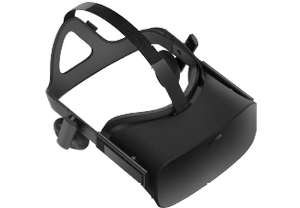 OCULUS Rift Virtual Reality Headset mit Xbox One Controller (ohne Touch Controller)