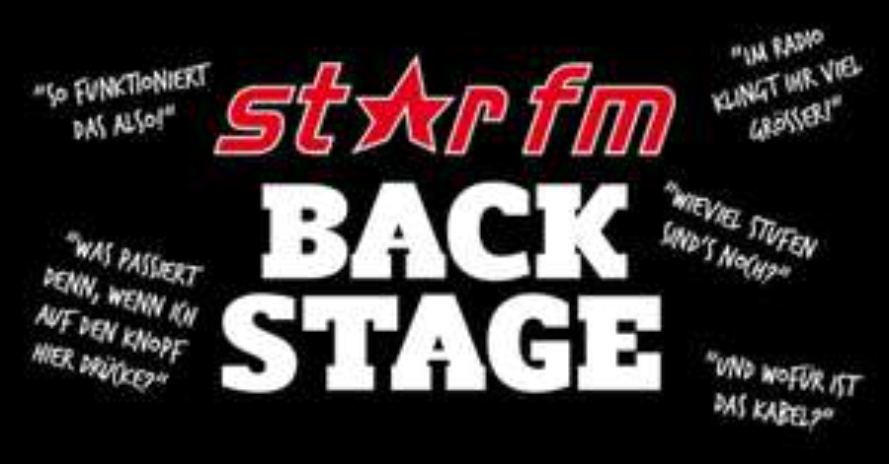 """[Lokal Berlin Freebie] Radiosender """"StarFM"""" Backstage erleben - Tag der offenen Tür"""