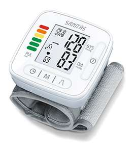 Sanitas SBC 22 Handgelenk-Blutdruckmessgerät [Amazon Prime]