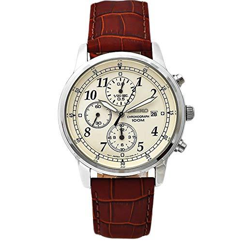 Seiko Armbanduhr SNDC31P1 Herrenuhr Chronograph