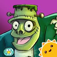 [iTunes] iOS Freebies: StoryToys' Geisterhaus (4.5*), Deep Sea Fish Kebab