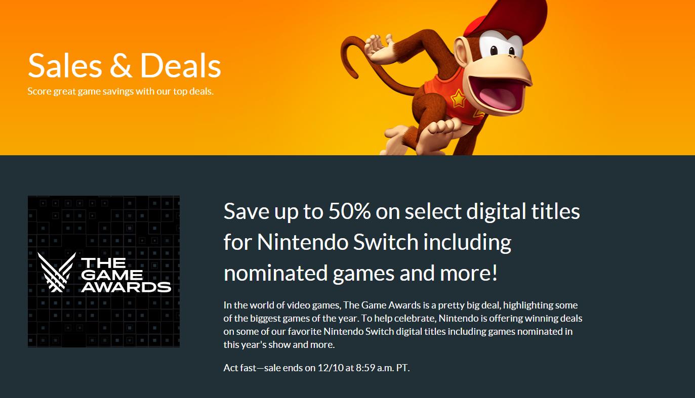 Bis zu 50% Rabatt auf Spiele im Nintendo Switch US-eShop (zB. Skyrim, Doom, Wolfenstein für je 26,38 EUR)