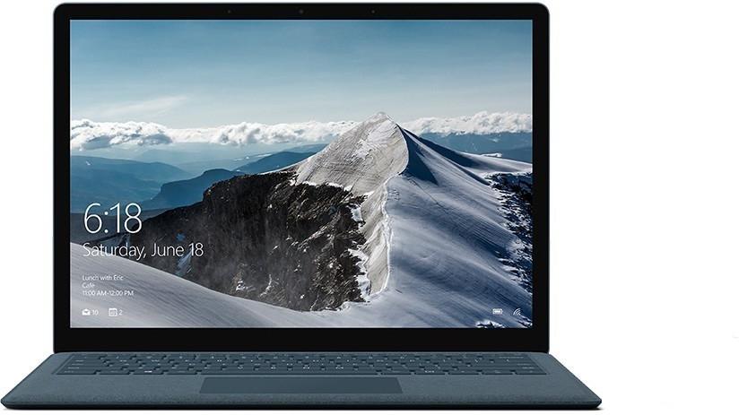 "Microsoft Surface Laptop Kobalt Blau, 13,5"" Touch, i7-7660U, 16GB RAM, 512GB SSD, Win 10"