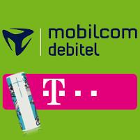 mobilcom-debitel Telekom Internet-Flat 4GB (9,99€) & 10GB (13,99€) inkl. Logitech UE BLAST für 4,95€ od. UE Boom 2 in Fresh Cut für 29€