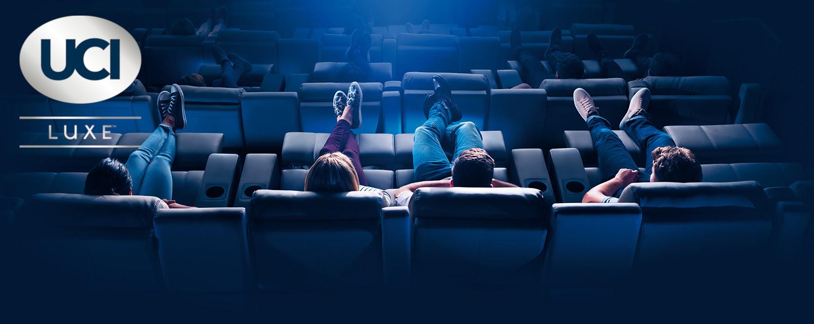[Berlin & Potsdam] UCI Kinowelt Luxe: 50% Rabatt auf alle Filme - Verlängert!