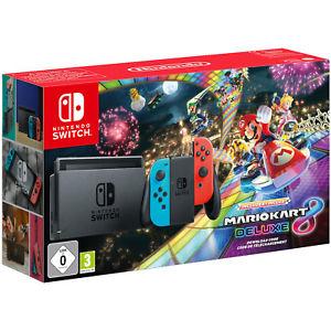NINTENDO Switch Mario Kart 8 Deluxe Bundle für 287,04€ mit C&C - 269,10€ mit ebay Australien möglich