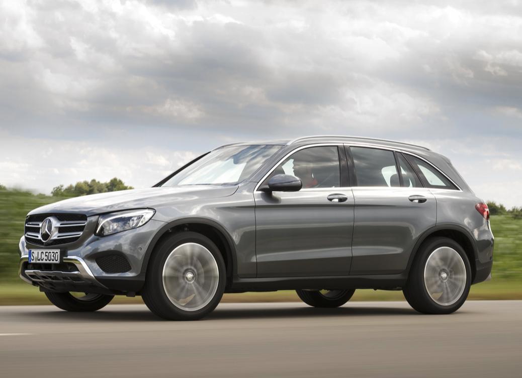 [Privat- & Gewerbeleasing] Mercedes-Benz GLC 350e Plugin-Hybrid (320 PS) - mtl. 474,81€, 48 Monate, 10.000km, LF 0,66, Vorführwagen