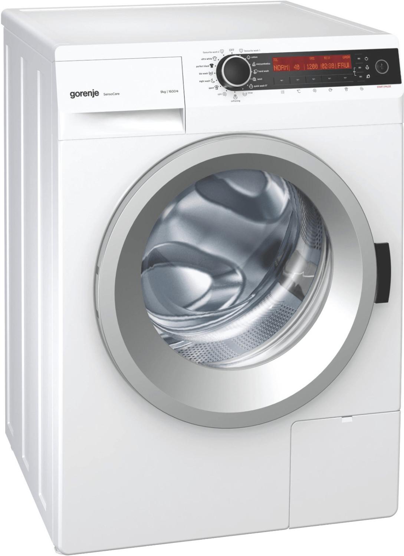 Großgeräte bei Saturn: z.B. Waschmaschine Gorenje W 98F65 I/I (A+++, 9kg, 1600 U/min, 31 Programme, LCD, Trommelbeleuchtung, AquaStop)