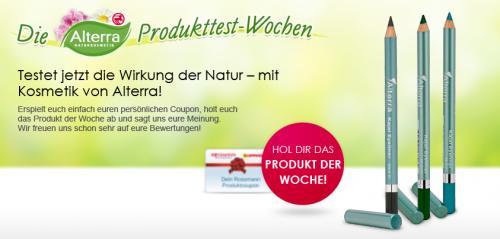 Rossmann Produkttest - Kajalstifte von Alterra