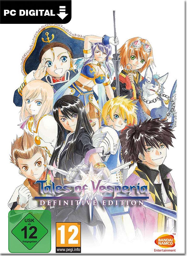 Tales of Vesperia: Definitive Edition (Steam) für 29,99€ (Pre-Order)
