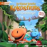 """[Google Play] kostenlose Hörbuch """"Der kleine Drache Kokosnuss - Auf in den Dschungel'"""