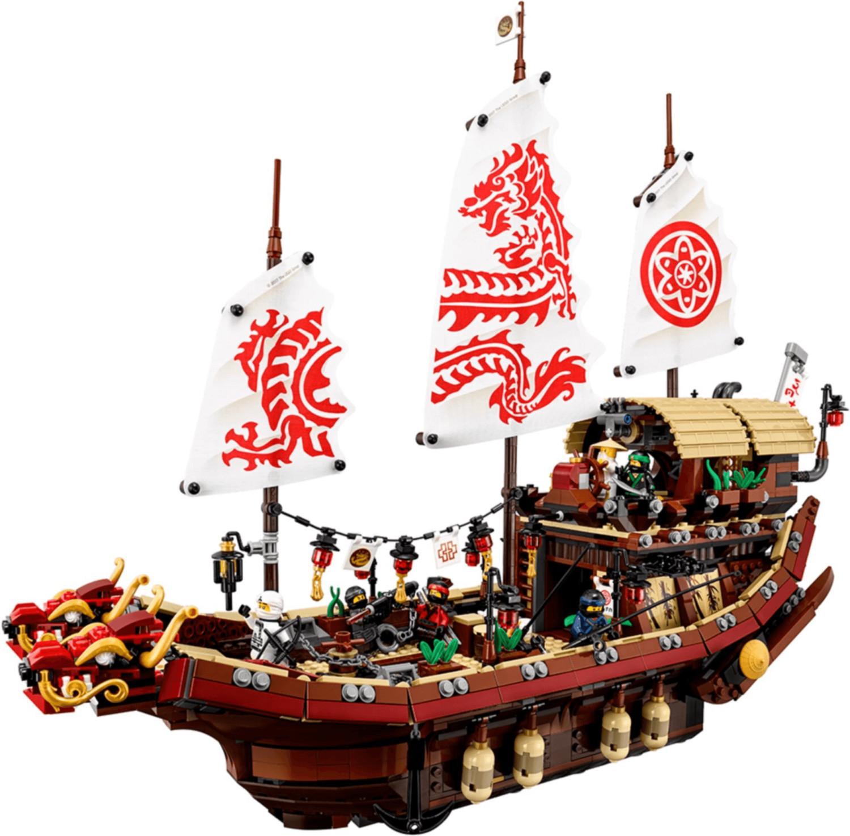 [Amazon FR] LEGO Angebote (70618) Ninja-Flugsegler für 89€ | (75212) für 100€ | (42080) für 70€ | (42070) für 134€ | (21311) für 145€ uvm.