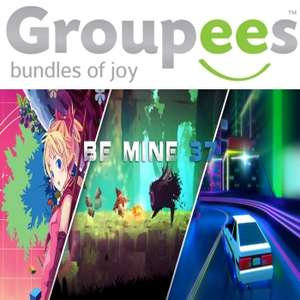 [STEAM / Live] Be Mine 37 Bundle @ Groupees