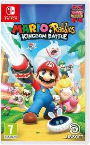 Mario + Rabbids: Kingdom Battle (Switch) für 29,19€ (Base.com)