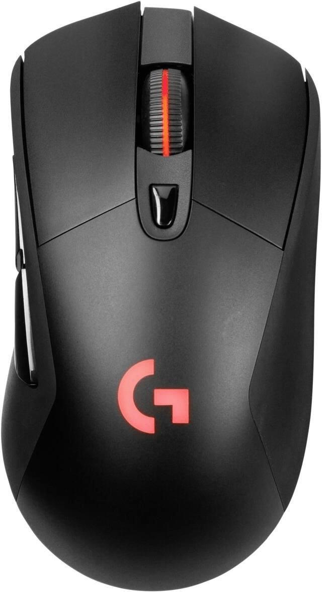 Logitech G403 Prodigy Gaming Maus für 35€ [MediaMarkt]
