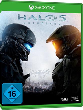 Halo 5 Guardians Standard [XBOX ONE] Key bei [MMOGA]