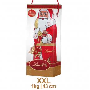 Worldofsweets: Lindt Weihnachtsmann 1kg