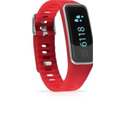 technik-profis.de: Medisana ViFit Touch Activity Tracker rot zum neuen Bestpreis