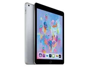 [gravis@eBay App] Apple iPad 128GB grau [6. Generation / 2018] (MR7J2FD/A)