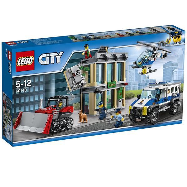 [Thalia] Lego 60140 Bankraub mit Planierraupe 36,89€ + Payback