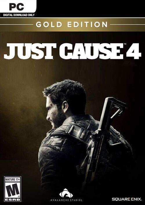 Just Cause 4 Gold Edition + DLC (Steam) für 47,52€ (CDkeys)