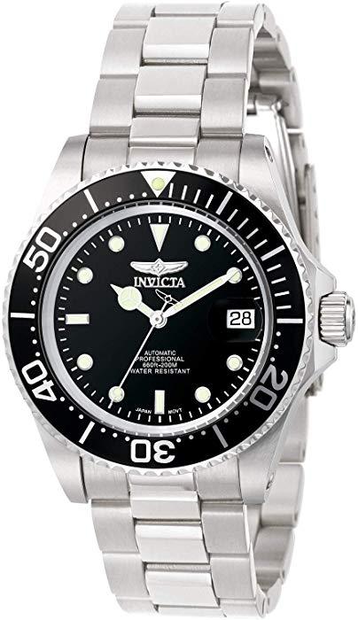 [Amazon.co.uk] Invicta 8926OB Pro Diver Automatik Uhr, Black Dial