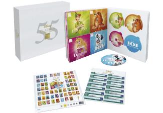 [SATURN] Disney Classics Komplettbox (55 Discs) - (DVD)