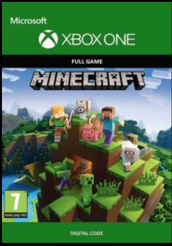 [Aldi life] Minecraft Spielecode für Xbox One