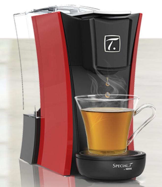 Special.T MINI-Tee-Maschine + Probiersortiment + Kostenlose Lieferung
