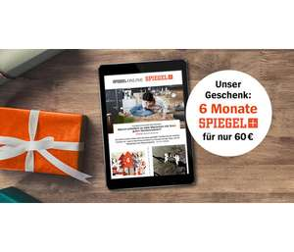 Der Spiegel : 6 Monate Digitalabo und Zugang zu Spiegel + zum halben Preis