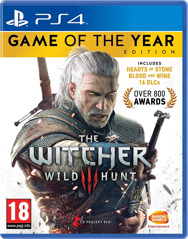 The Witcher 3 Goty (AT) für 23,89€ inkl. Versand