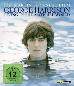 George Harrison - Living in the Material World (Blu-ray + DVD + CD) Deluxe Edition Box Set für 38,98€ bei Saturn