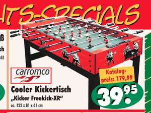 [rb-becker] [Region Kassel] Carromco Kicker Freekick XR