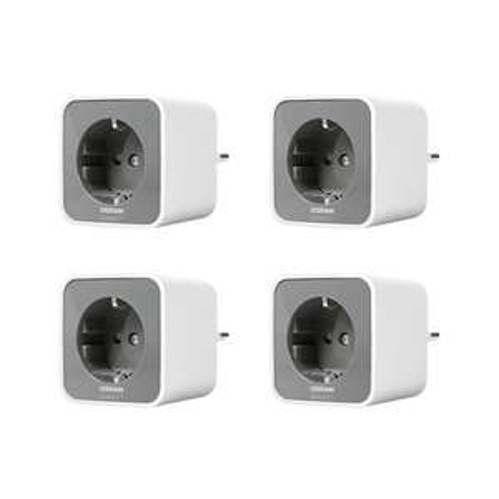 Osram Smart+ Plug ZigBee schaltbare Steckdose, Alexa kompatibel, 1St für 13,96€ / 2 St für 23,93€ / 4St 43,48 (Amazon IT)