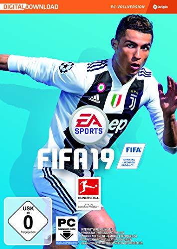 FIFA 19 - Standard Edition (PC) Code in der Box [Amazon]