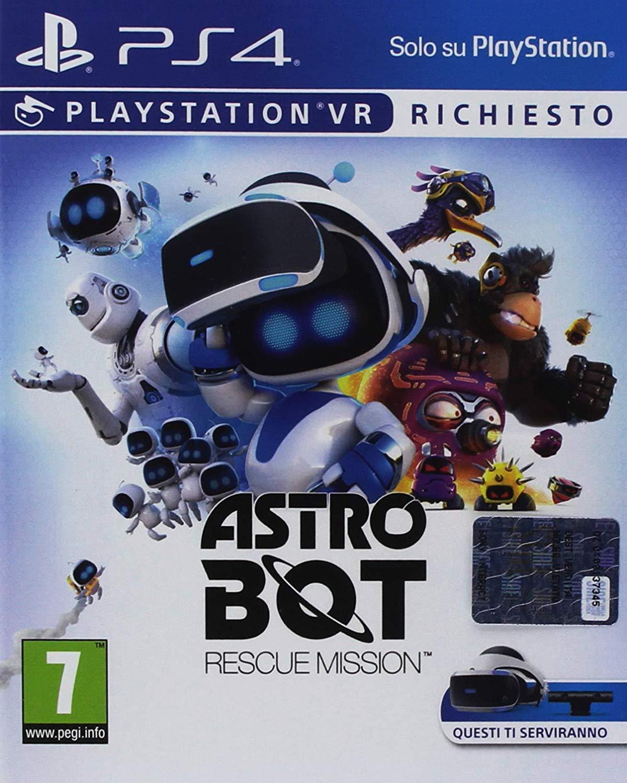 Astro Bot: Rescue Mission (PS4-VR) für 13,78€ (Amazon IT)