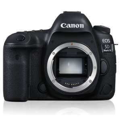 [AC-Foto] Canon EOS 5D Mark IV Gehäuse für 2549 € + 250 € Cashback
