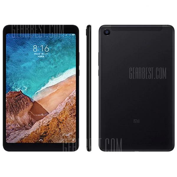 Original Xiaomi Mi Pad 4 SD 660 3GB / 32GB 8 Zoll MIUI 9 OS Tablet PC Schwarz Speicher erweiterbar