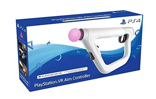 Sony PlayStation VR Aim Controller für 44,81€ & Aim Controller + Farpoint (PS4-VR) für 56,81€ (Amazon FR)