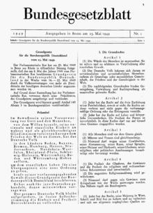 Bundesgesetze kostenlos im Vollzugriff - bzw. das Bundesgesetzblatt
